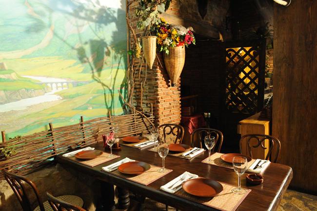 Грузинский Ресторан Кабанчик (Kabanchik) фото 8