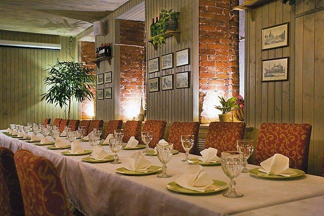 Итальянский Ресторан Vivace (Виваче) фото 12