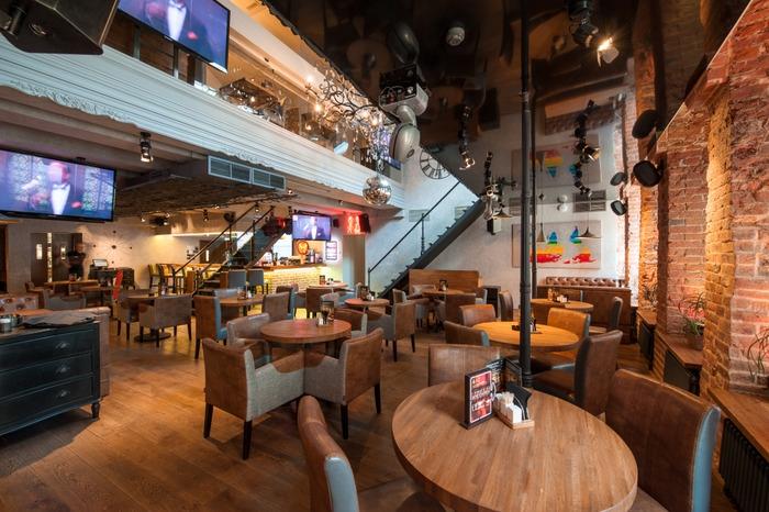 Bar BQ Cafe на Чеховской фото 1