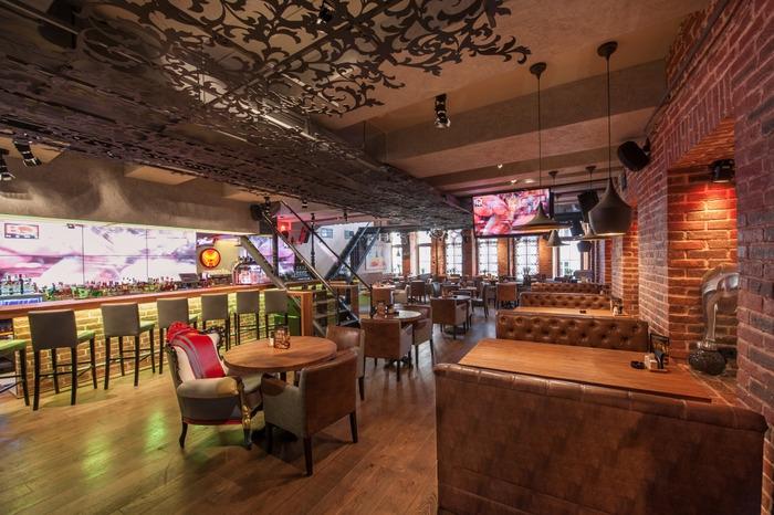 Bar BQ Cafe на Чеховской фото 2