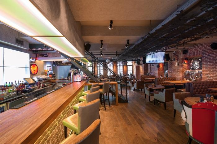 Bar BQ Cafe на Чеховской фото 3