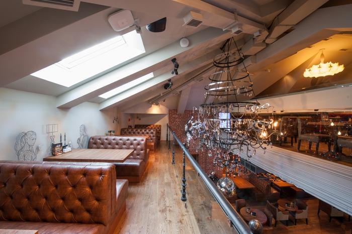 Bar BQ Cafe на Чеховской фото 5