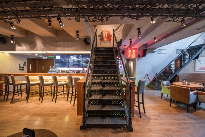 Bar BQ Cafe на Чеховской фото 6