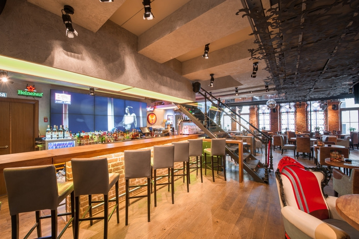 Bar BQ Cafe на Чеховской фото 8