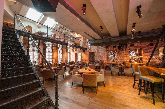 Bar BQ Cafe на Чеховской фото 9