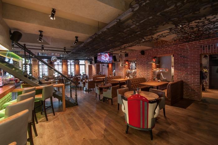 Bar BQ Cafe на Чеховской фото 12