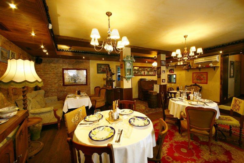 Уютные кафе для встреч в москве