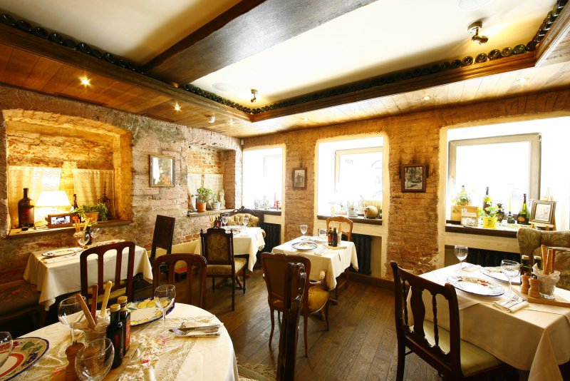 Итальянский Ресторан Пикколино (Piccolino) фото