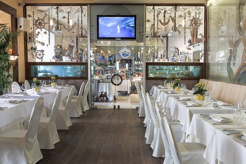 Рыбный ресторан La Maree на Чеховской (Ла Маре) фото 8