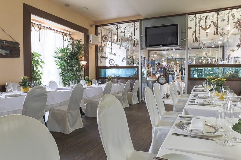 Рыбный ресторан La Maree на Чеховской (Ла Маре) фото 7