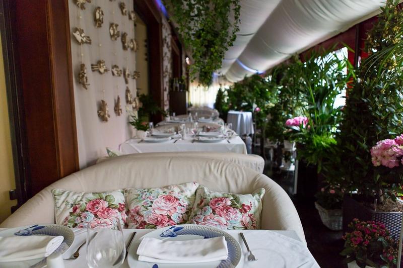 Рыбный ресторан La Maree на Чеховской (Ла Маре) фото 1