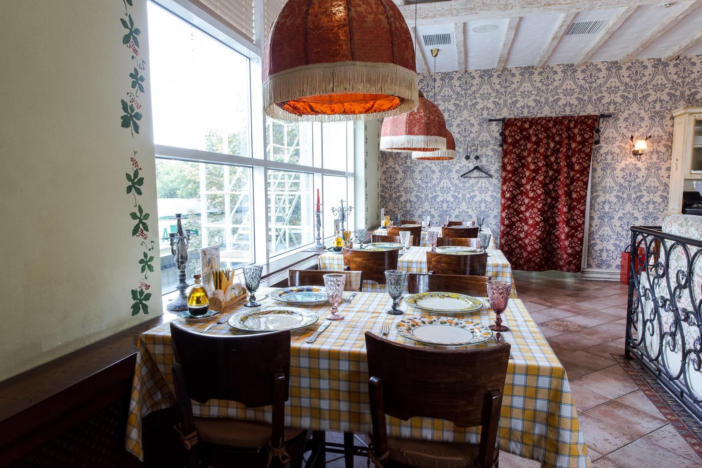 Итальянский Ресторан Бенвенуто на Люблинской (Братиславская) фото 17
