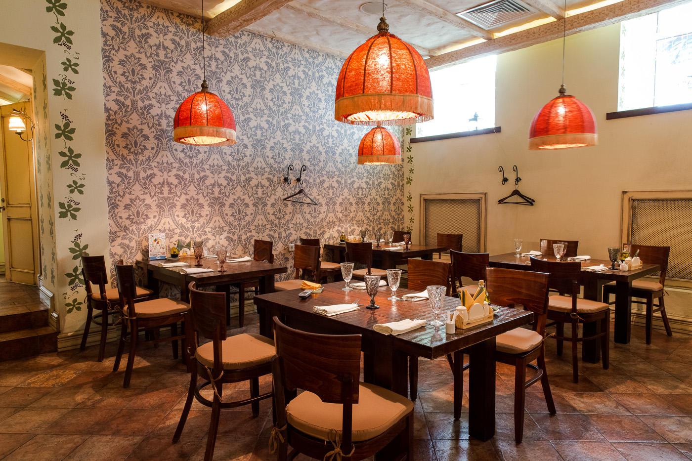 Итальянский Ресторан Бенвенуто на Сретенском Бульваре (Чистые Пруды) фото 1
