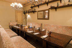 Итальянский Ресторан Бенвенуто на Сретенском Бульваре (Чистые Пруды) фото 8