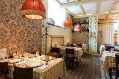 Итальянский Ресторан Бенвенуто на Сретенском Бульваре (Чистые Пруды) фото 9