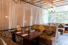 Итальянский Ресторан Бенвенуто на Сретенском Бульваре (Чистые Пруды) фото 16