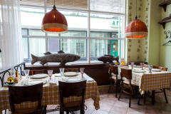 Итальянский Ресторан Бенвенуто на Сретенском Бульваре (Чистые Пруды) фото 18