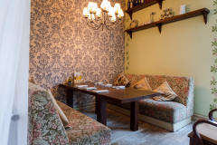 Итальянский Ресторан Бенвенуто на Сретенском Бульваре (Чистые Пруды) фото 21
