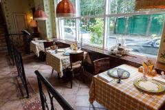 Итальянский Ресторан Бенвенуто на Сретенском Бульваре (Чистые Пруды) фото 22