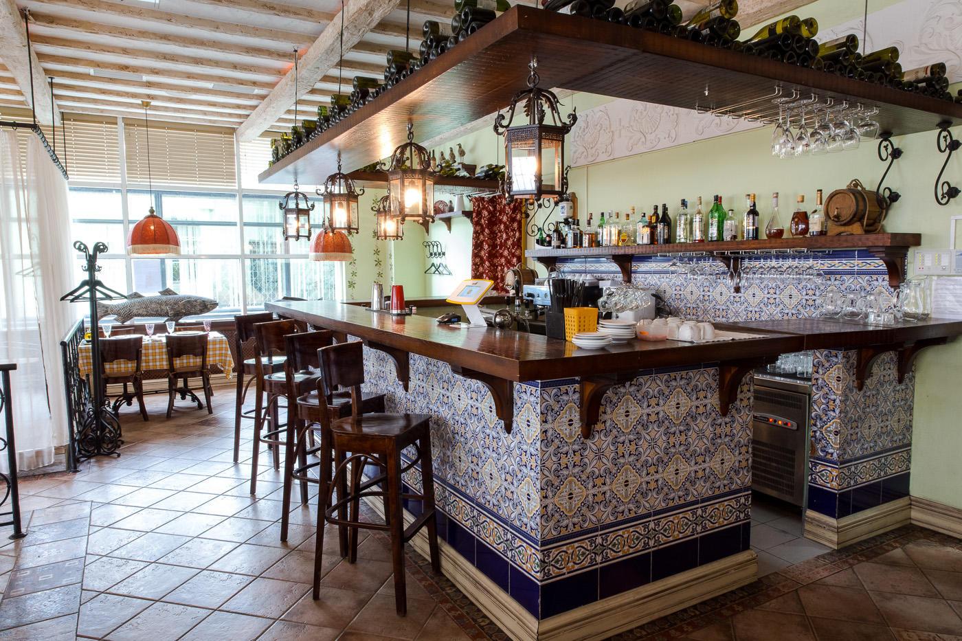 Итальянский Ресторан Бенвенуто на Сретенском Бульваре (Чистые Пруды) фото 26