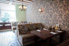 Итальянский Ресторан Бенвенуто на Сретенском Бульваре (Чистые Пруды) фото 29
