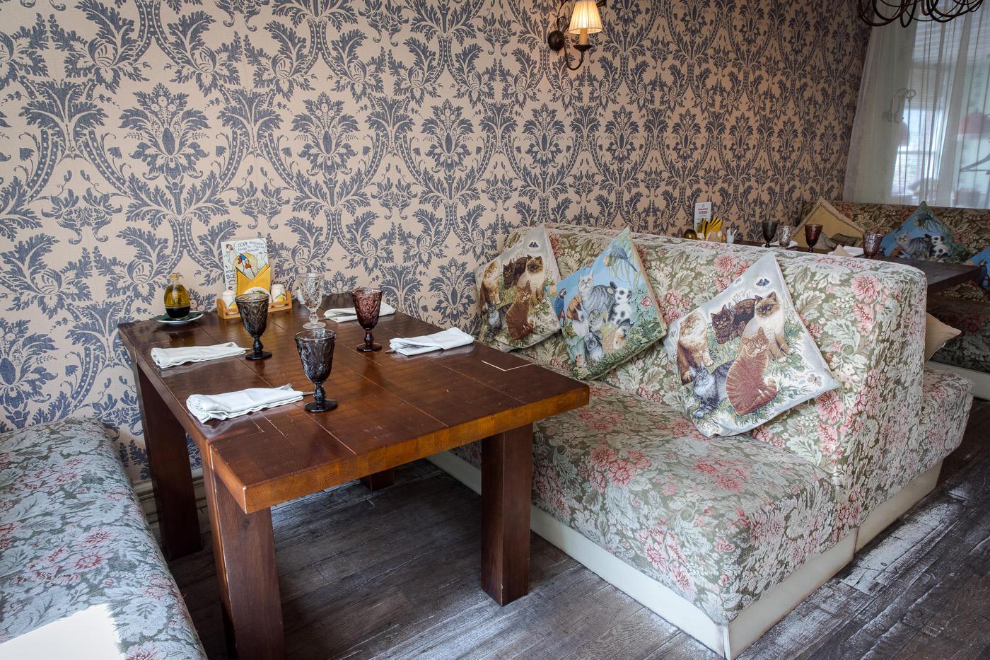 Итальянский Ресторан Бенвенуто на Сретенском Бульваре (Чистые Пруды) фото 30