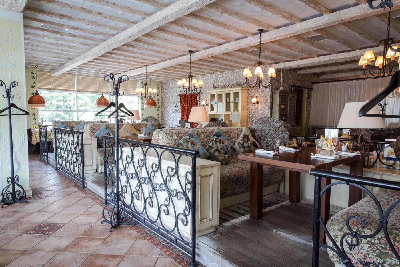Итальянский Ресторан Бенвенуто на Сретенском Бульваре (Чистые Пруды) фото 33