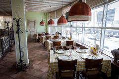 Итальянский Ресторан Бенвенуто на Сретенском Бульваре (Чистые Пруды) фото 35