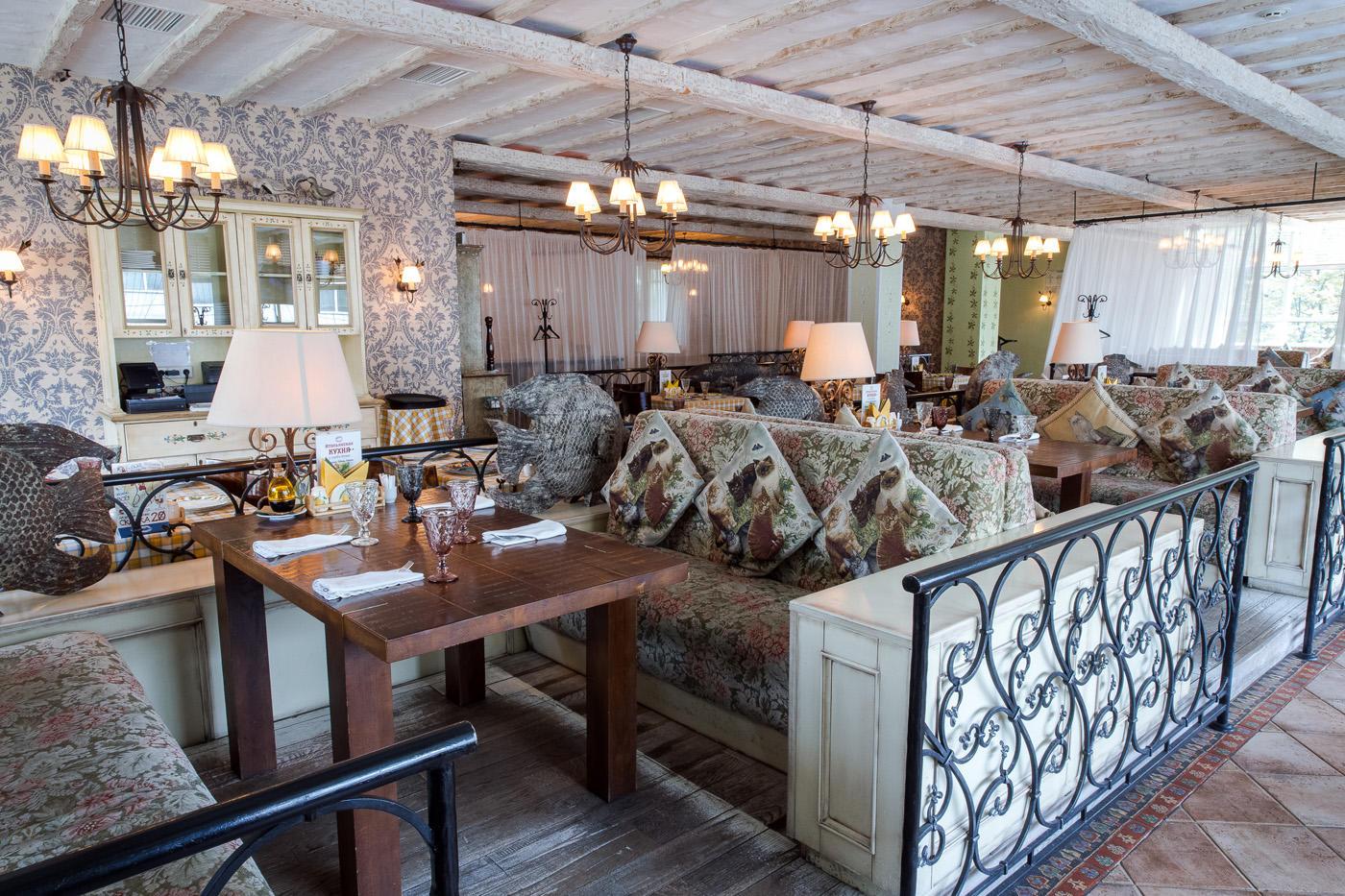 Итальянский Ресторан Бенвенуто на Сретенском Бульваре (Чистые Пруды) фото 36