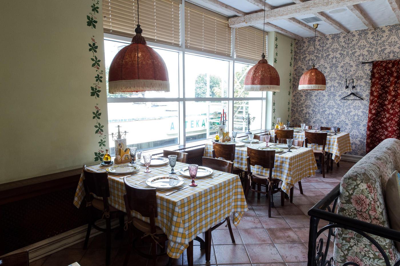Итальянский Ресторан Бенвенуто на Сретенском Бульваре (Чистые Пруды) фото 38