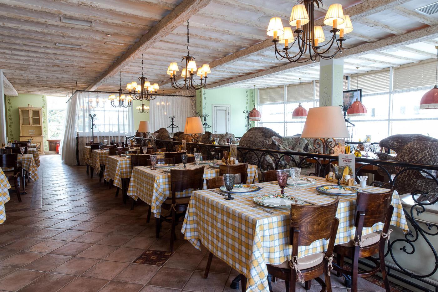 Итальянский Ресторан Бенвенуто на Сретенском Бульваре (Чистые Пруды) фото 41