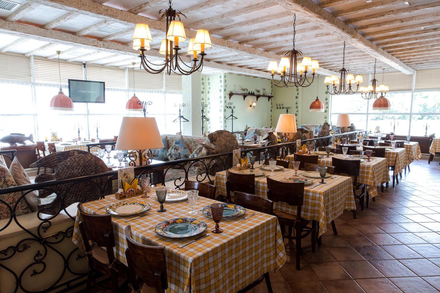 Итальянский Ресторан Бенвенуто на Сретенском Бульваре (Чистые Пруды) фото 44