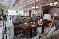 Итальянский Ресторан Бенвенуто на Сретенском Бульваре (Чистые Пруды) фото 46