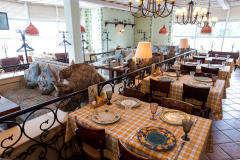 Итальянский Ресторан Бенвенуто на Сретенском Бульваре (Чистые Пруды) фото 49