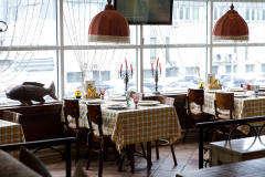 Итальянский Ресторан Бенвенуто на Сретенском Бульваре (Чистые Пруды) фото 53
