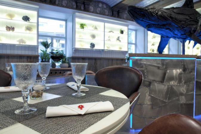 Рыбный ресторан Рыбка (Rubka) фото 3