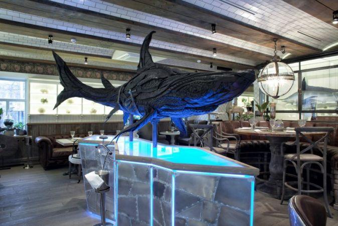 Рыбный ресторан Рыбка (Rubka) фото
