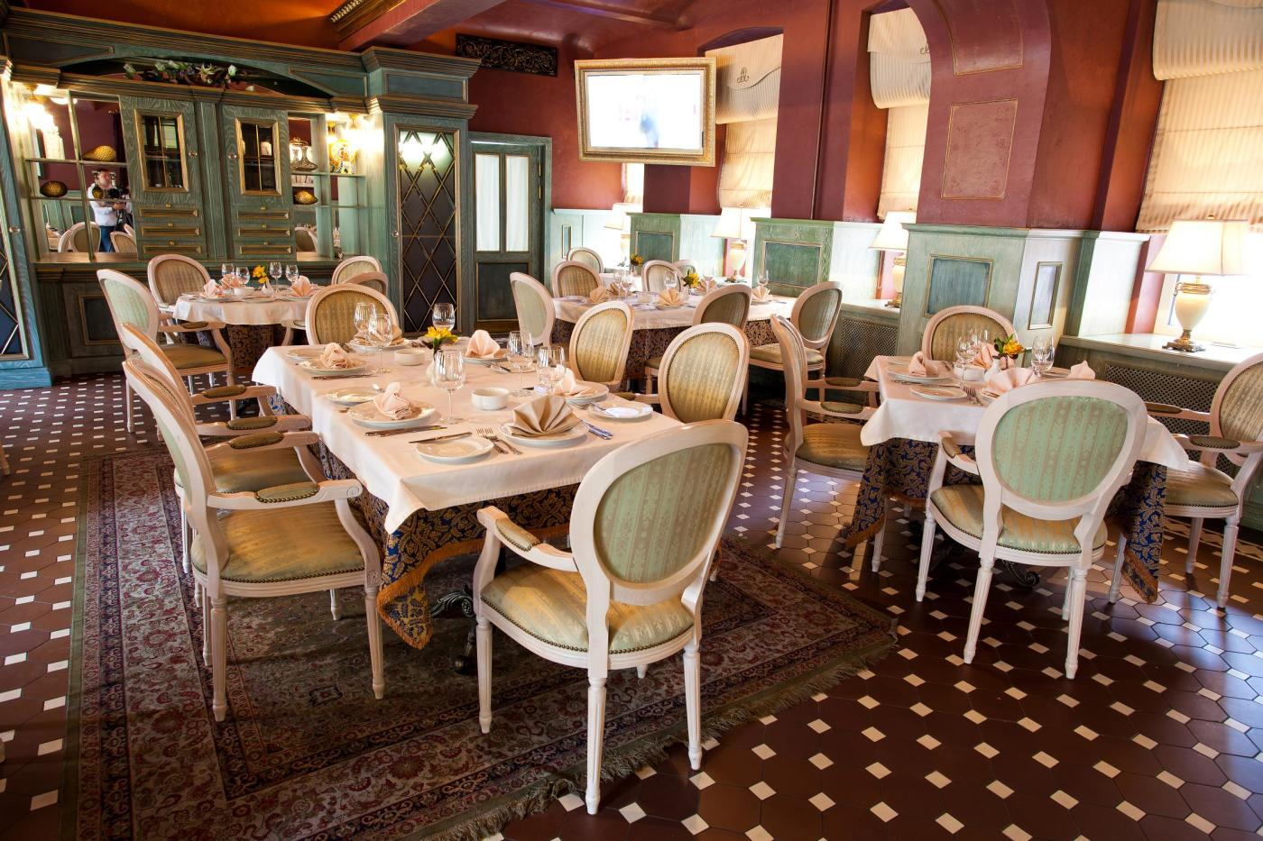 Русский Ресторан Люсьен (Lucien) фото 11