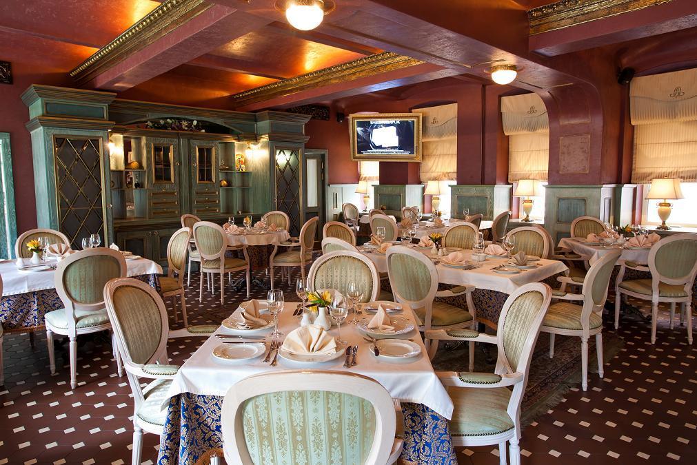 Русский Ресторан Люсьен (Lucien) фото 12