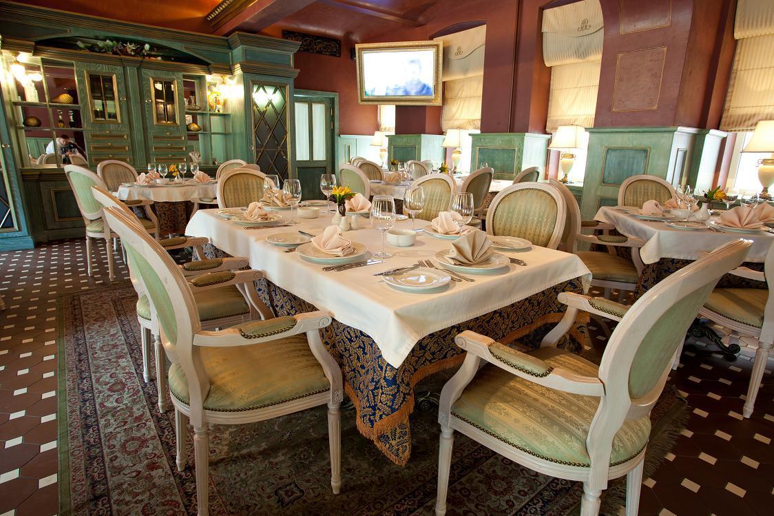 Русский Ресторан Люсьен (Lucien) фото 13