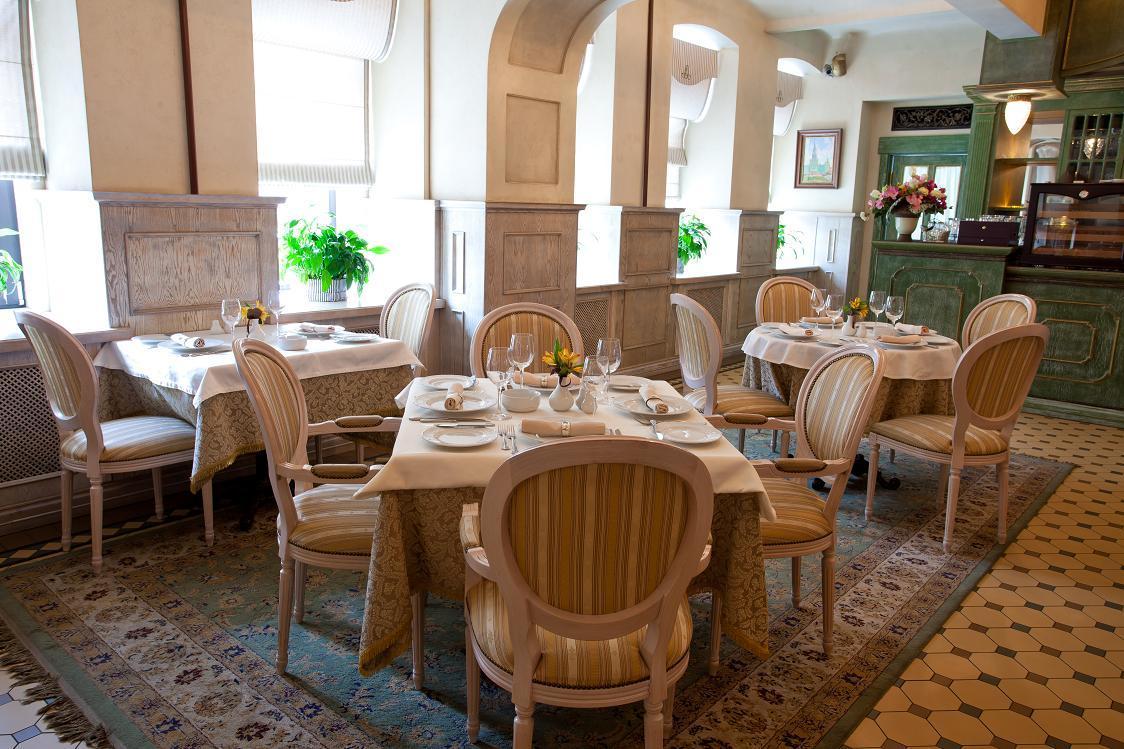 Русский Ресторан Люсьен (Lucien) фото 15