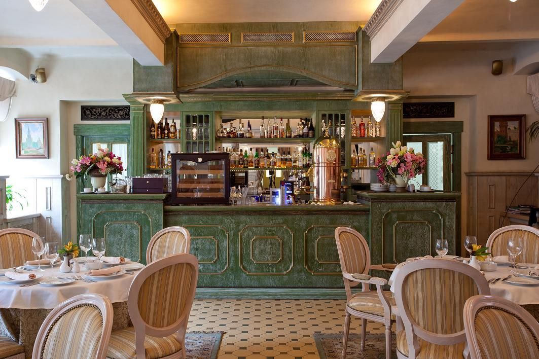 Русский Ресторан Люсьен (Lucien) фото 17
