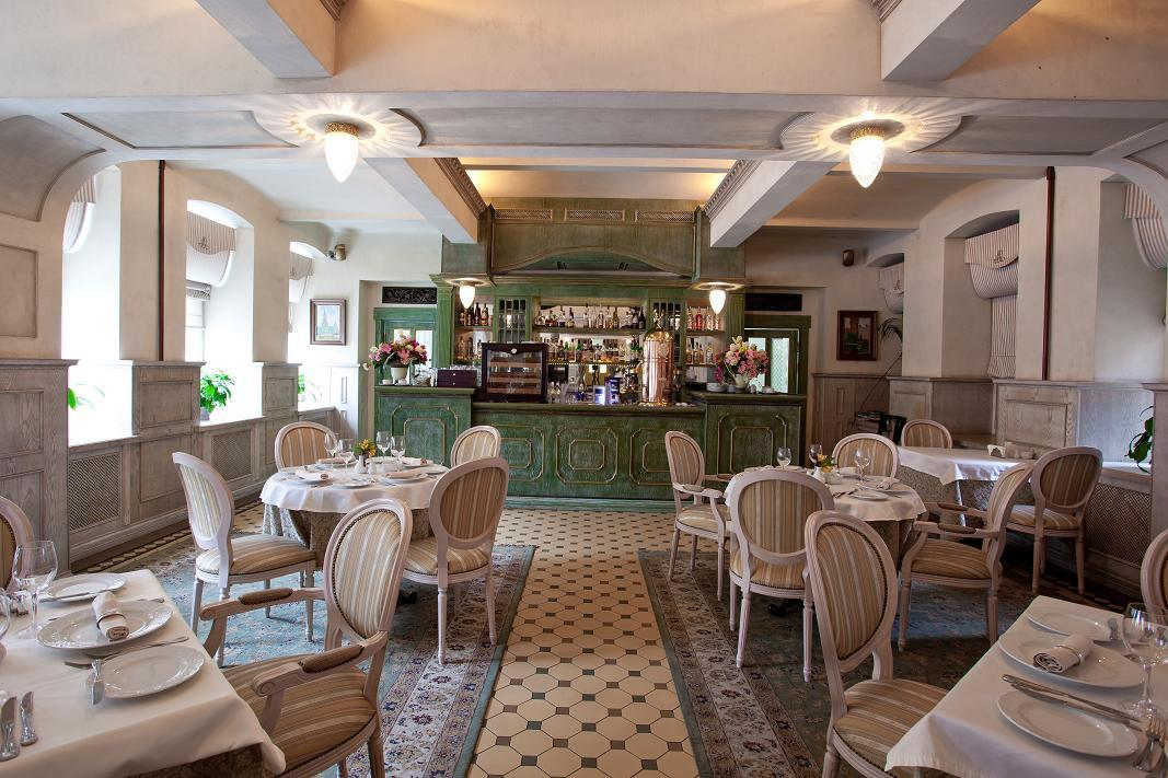 Русский Ресторан Люсьен (Lucien) фото 19