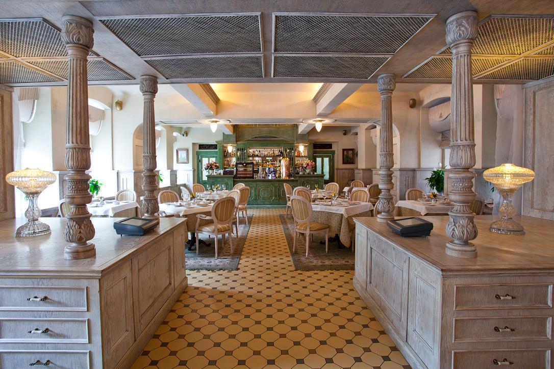 Русский Ресторан Люсьен (Lucien) фото 23
