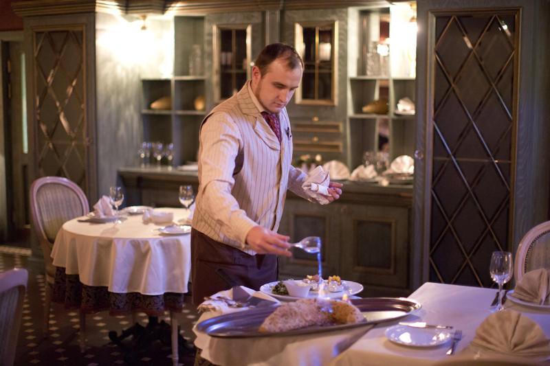 Русский Ресторан Люсьен (Lucien) фото 33