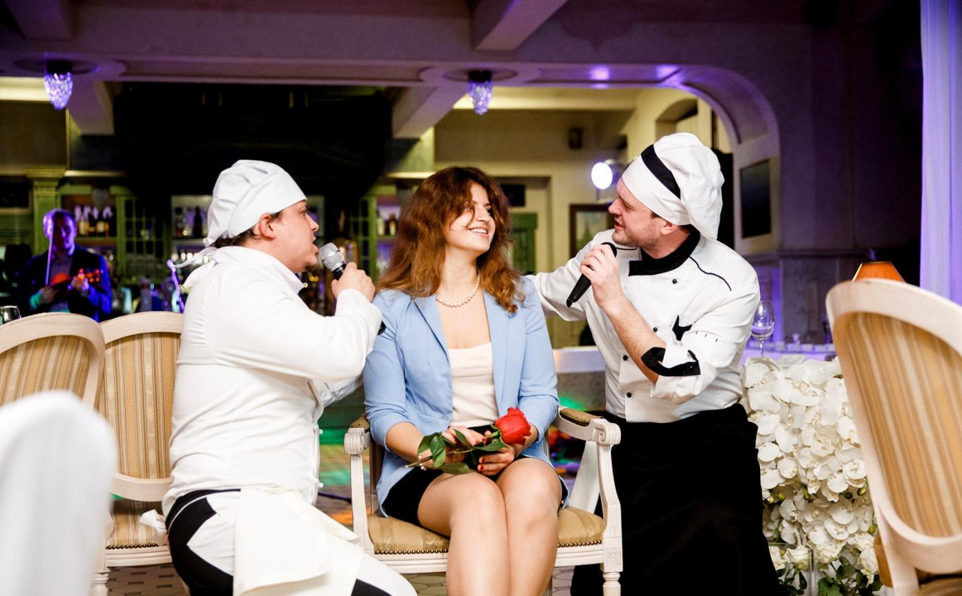 Русский Ресторан Люсьен (Lucien) фото 30