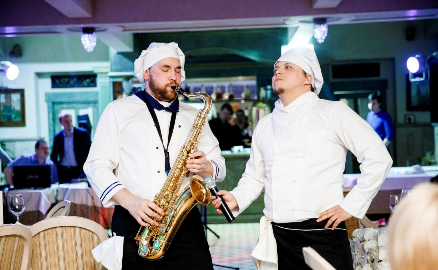 Русский Ресторан Люсьен (Lucien) фото 31