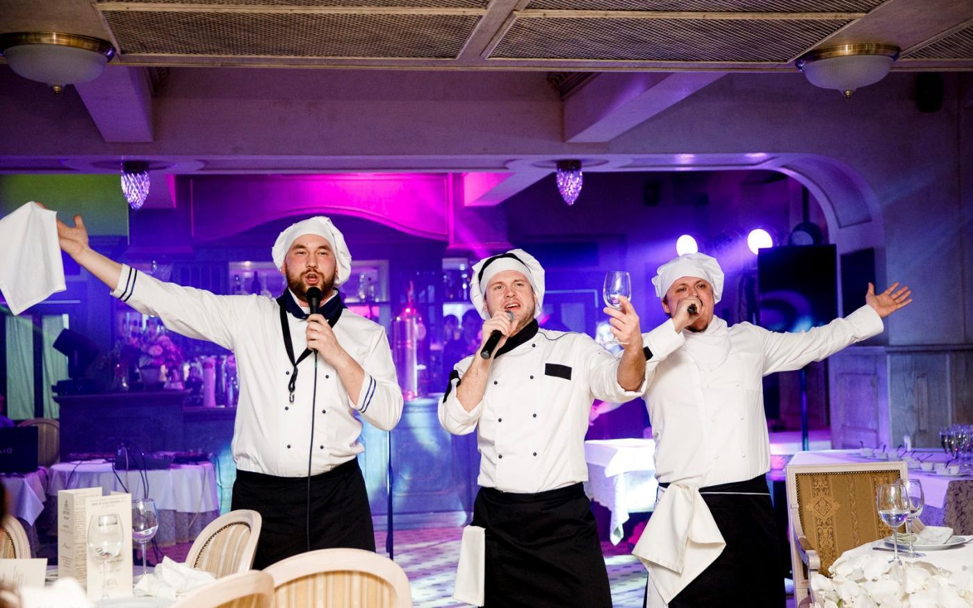 Русский Ресторан Люсьен (Lucien) фото 32