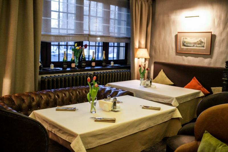Ресторан Jourbon (Журбон) фото