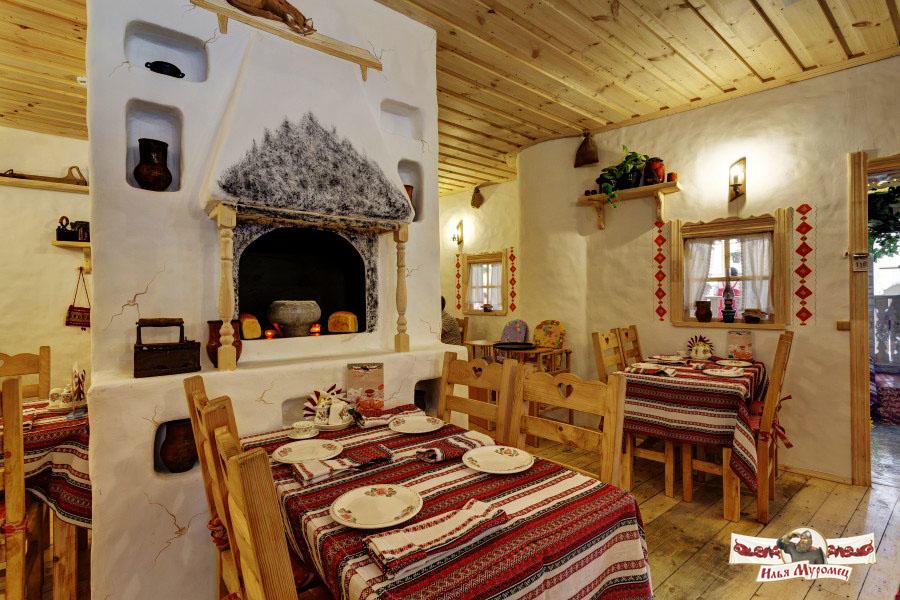 Русский Ресторан Илья Муромец на Преображенской площади фото 3